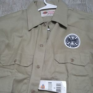 Dickies w/ Independent Patch. Brand New w/Tags